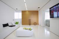 departamento minimalista en moscú