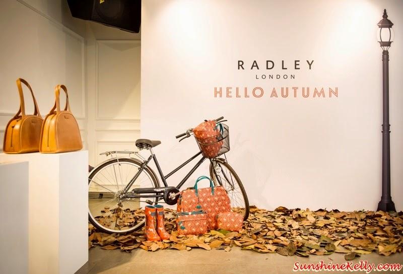 Radley Autumn Winter 2014 Collection, radley handbags, radley, radley malaysia, berkley, border, bloomsbury