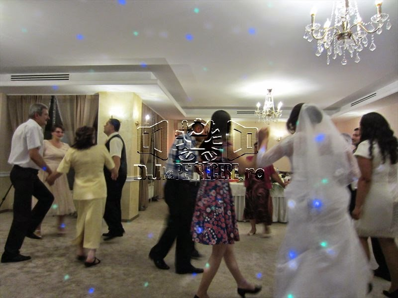 Nunta cu DJlaPetrecere.ro la Casa Banil Rahova - 6