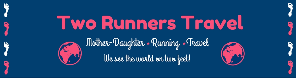 Two Runners Travel
