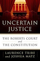 Uncertain Justice book cover