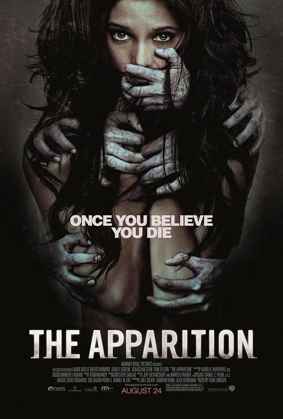 The Apparition (2012) งานสยองเหนือธรรมชาติ [VCD] [Master]-[พากย์ไทย]