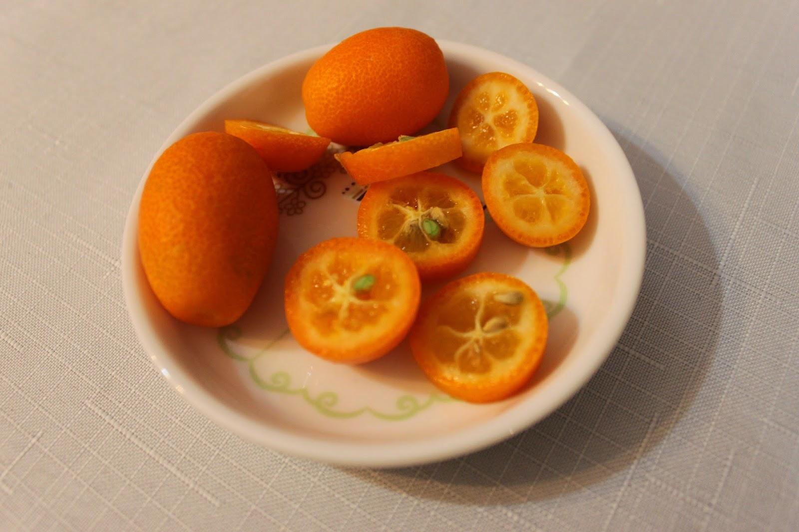 Altın Portakal Kumkuat