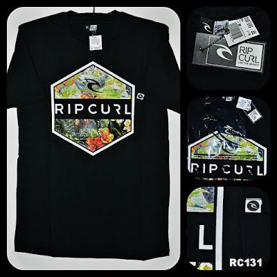 Kaos Surfing RIPCURL Kode RC131