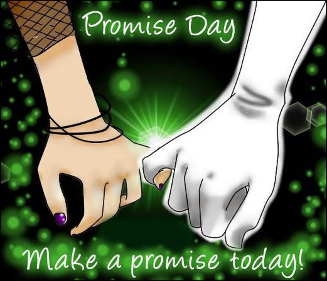 Happy promise day wallpapers 2014