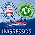 Promoção: Venda de ingressos para o jogo Bahia x Chapecoense - Campeonato Brasileiro 2014