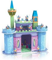 Papercraft Middle Age Castle