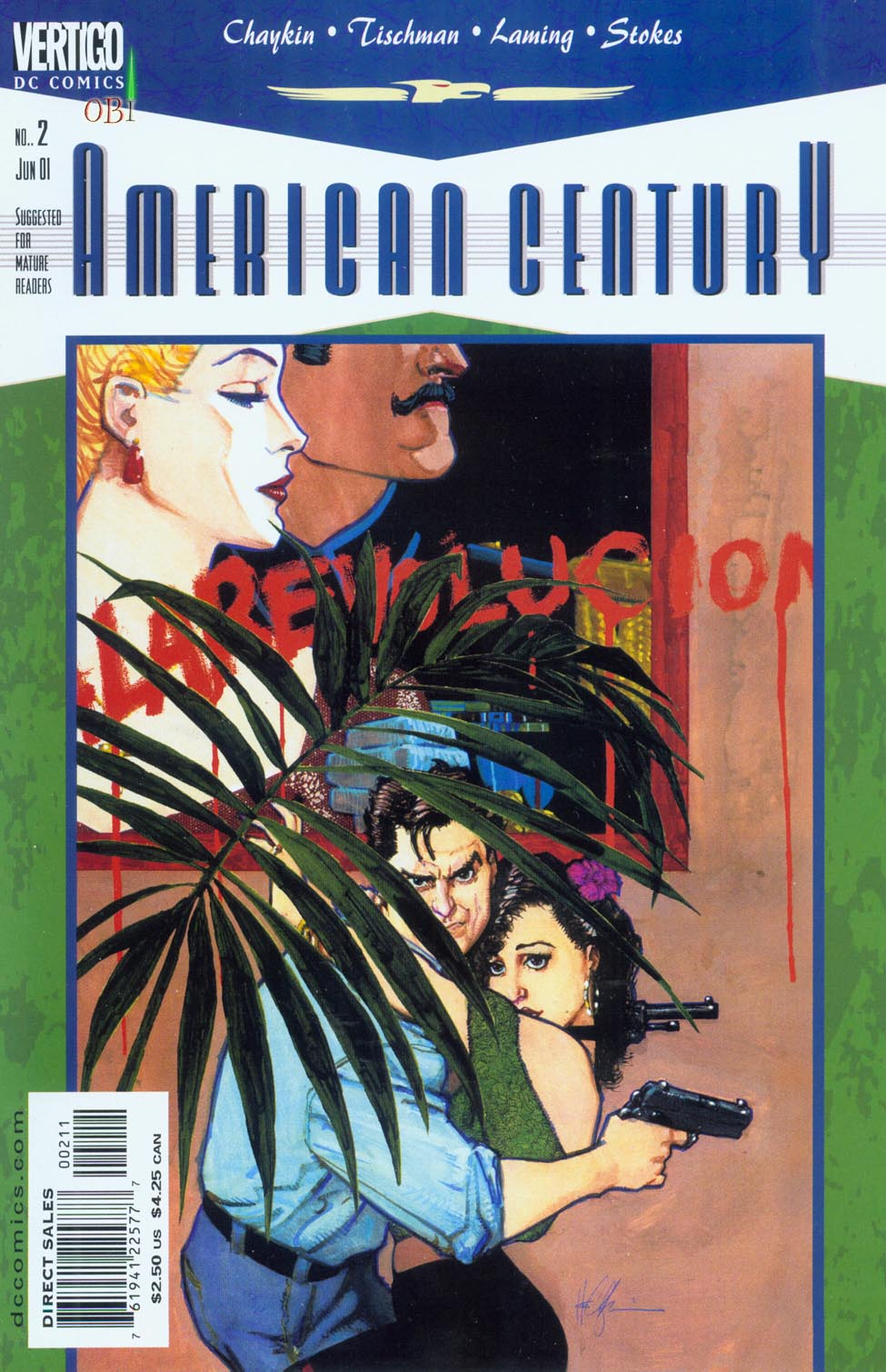 American Century issue 2 - Page 1