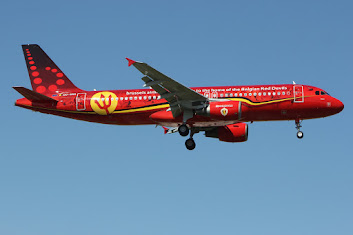 A320 BEL OO-SNA Red Devils c/s