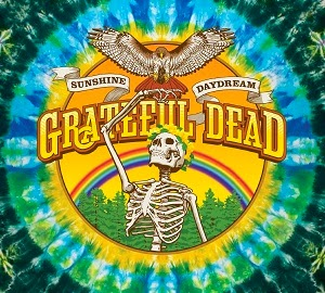 The Grateful Dead - Sunshine Daydream (Grateful Dead/WEA/Rhino, 2013