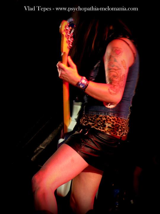 Karen Cuda (Nashville Pussy)