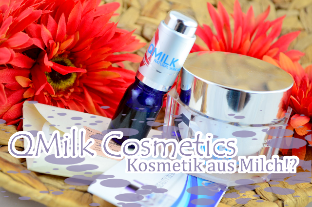 Review - QMILK Cosmetics Natural Skincare & Skin Oil