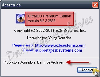 UltraISO Premium Edition 9.5.3.2855 - MultiLenguaje/Espa�ol