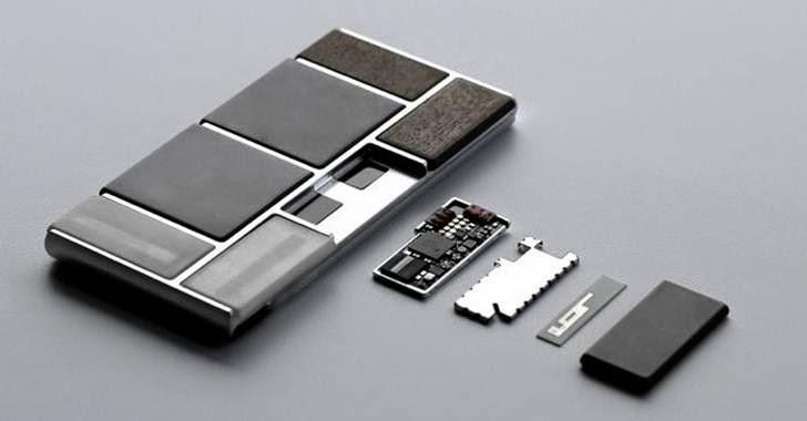 ponsel modular