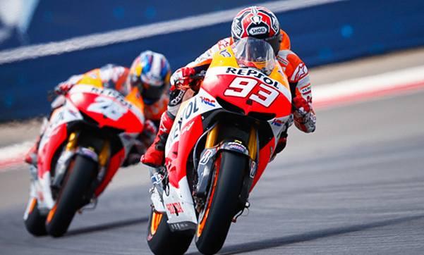 hasil MotoGP dinihari tadi