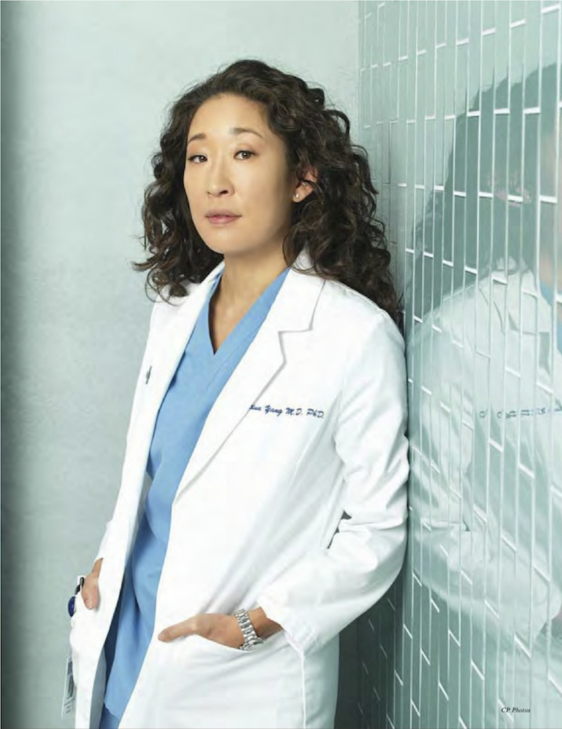 Sandra Oh - Photos