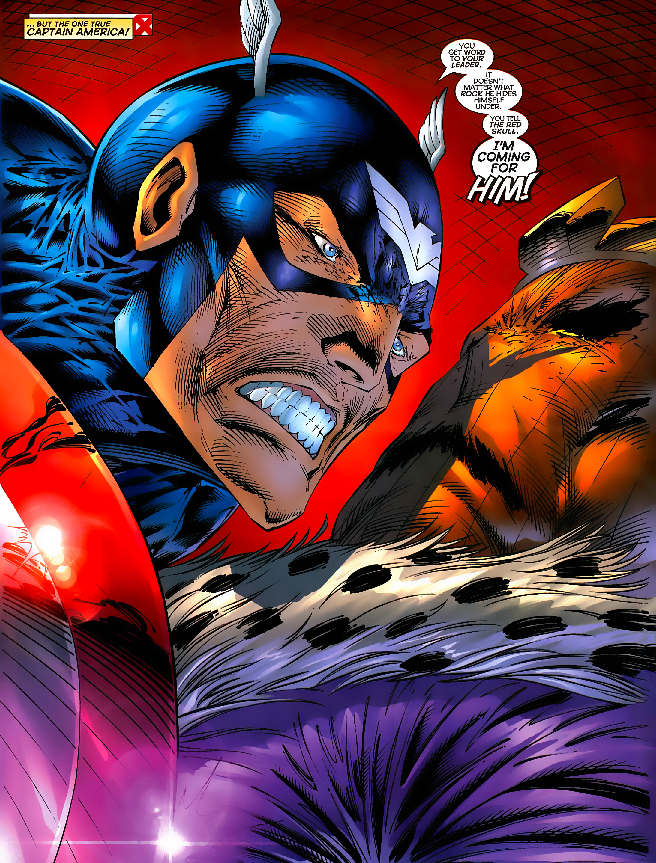 Captain America (1996) Issue #6 #6 - English 15