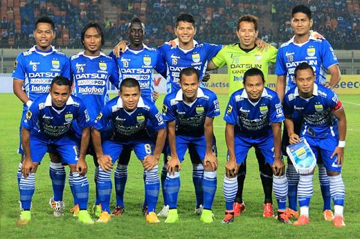 Persib vs Kitchee SC 16 Besar AFC Cup 2015 - Dunia Info dan Tips