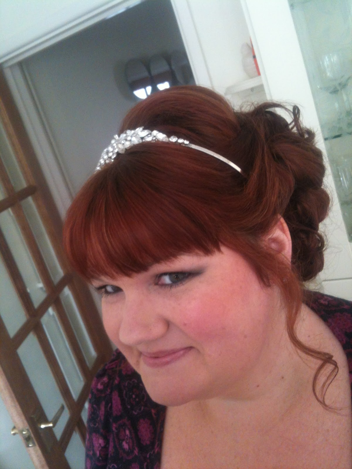 Wedding hair accessories gloucestershire - Wedding Hair Styling At The Matara Centre Tetbury