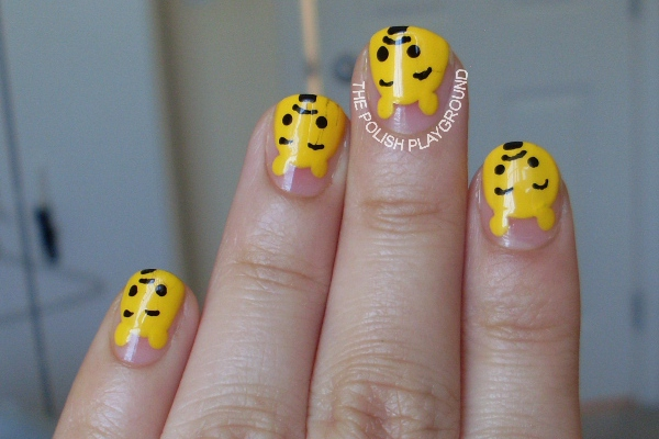 Winne the Pooh Nails