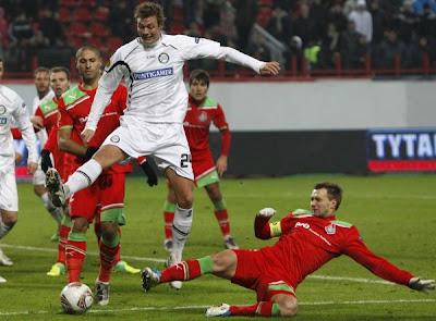 Lokomotiv Moscow 3 - 1 Sturm Graz (1)