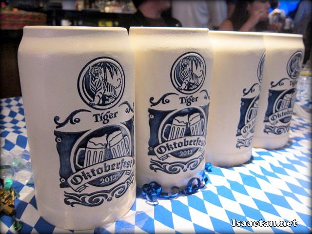 GAB's Oktoberfest 2012 @ The Social Publika