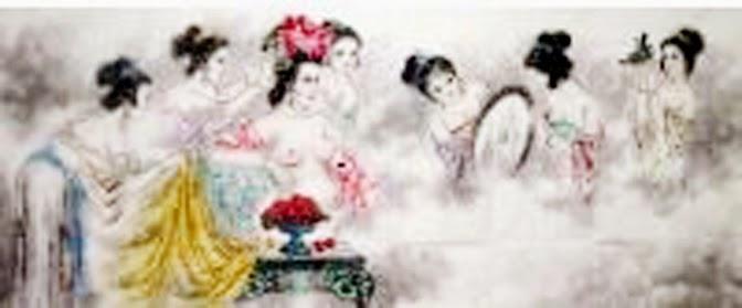 Pintura en Tinta China