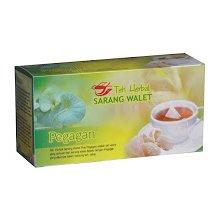 Teh Herbal Sarang walet Plus Pegagan