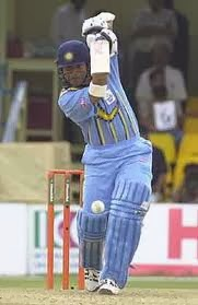 tendulkar perfect straight drive
