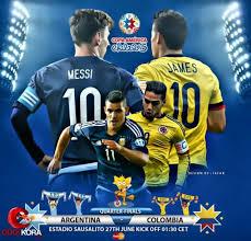 بث مباشر مباراة الارجنتين ضد كولومبيا اونلاين بدون تقطيع