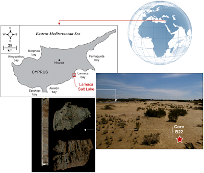 Drought drove collapse of Late Bronze Age civilizations