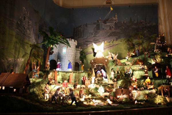 Szopki Bożonarodzeniowe 2013 - część I