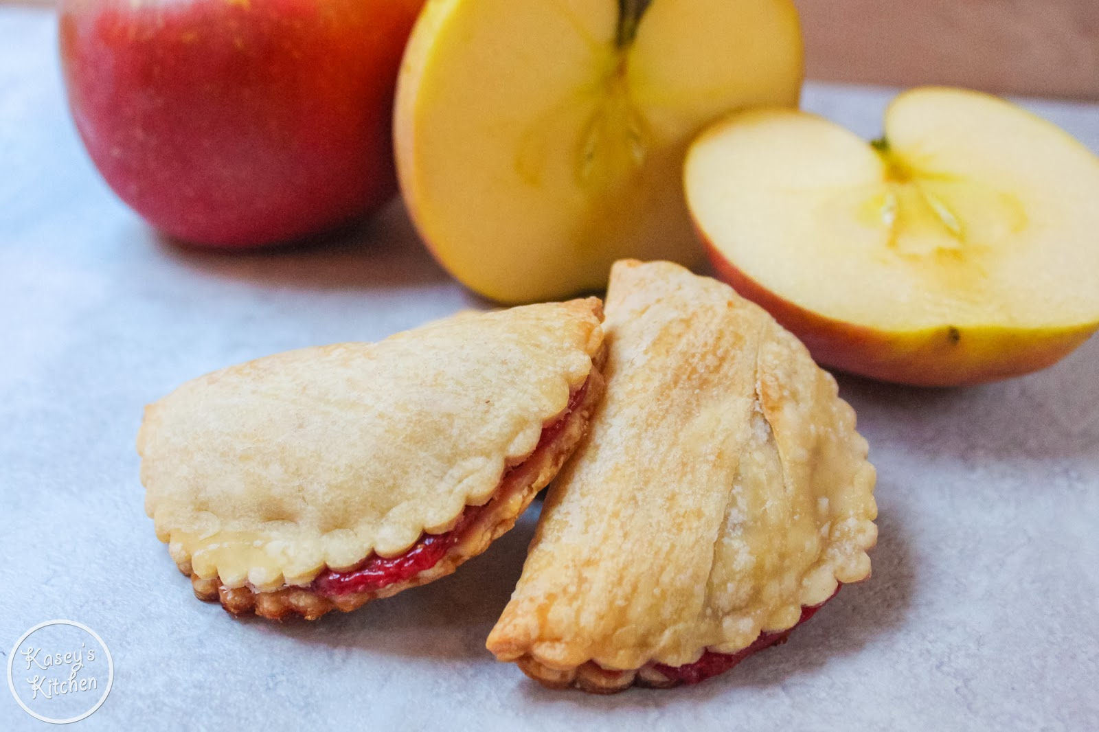 Kasey's Kitchen: Cranberry Apple Hand Pies