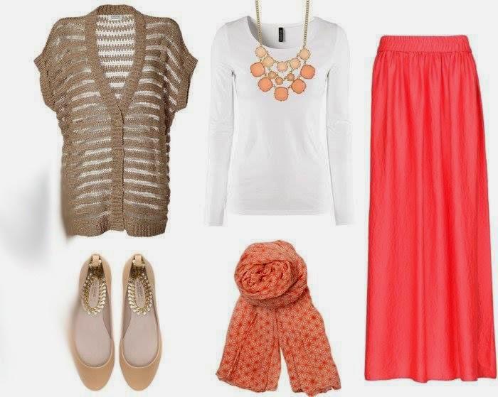Idée tenue avec hijab