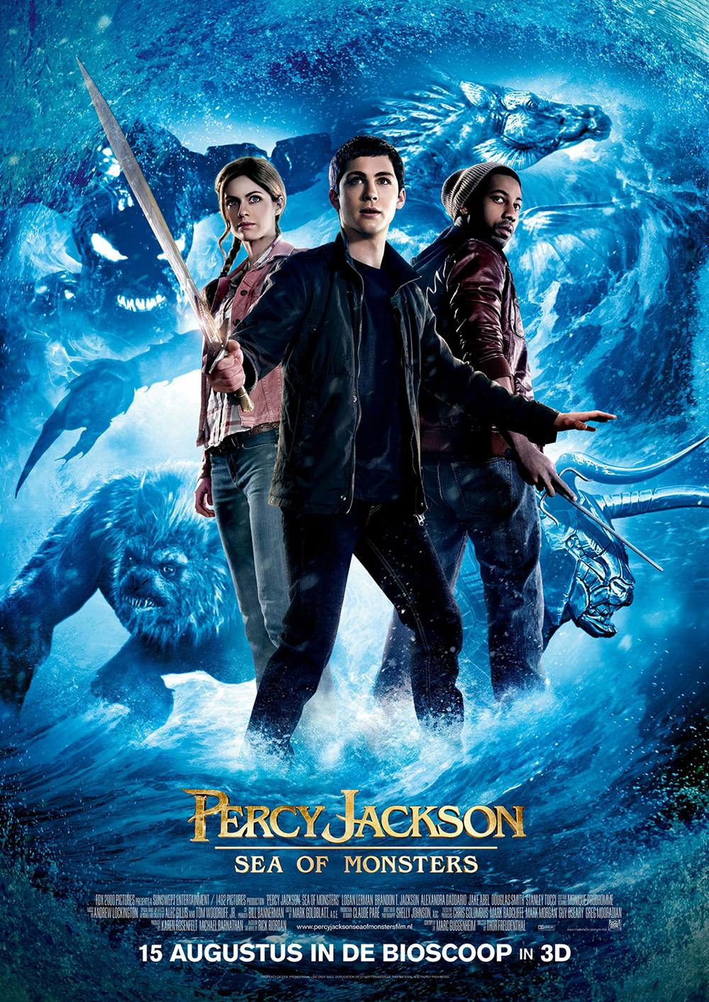 Percy Jackson Sea of Monsters - The Purple World of Tiyi