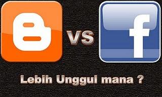 Buatlah Blog Anda Lebih Dari Facebook.com