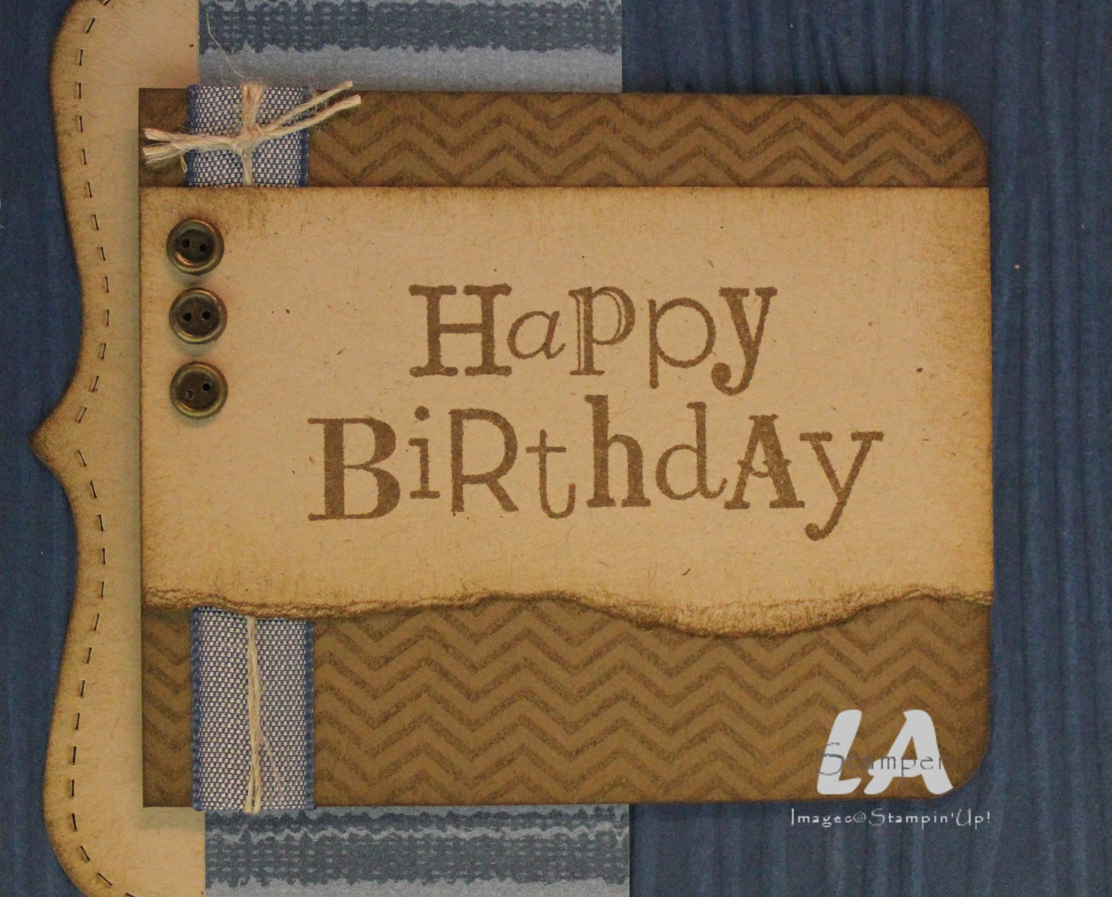 Happy Birthday Images For Men ~ La stamper: happy birthday man!