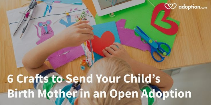 Easy Craft Ideas for Birth Parents in Open Adoption