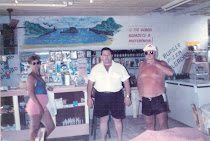 Bar e Restaurante do Tio Gordo, em 1995.
