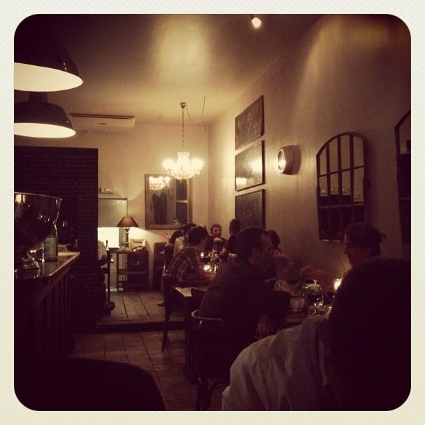 Le Cinq Mars Paris restaurant