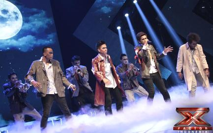 Nu Dimension X Factor Indonesia