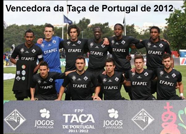 Taça de Portugal 2012