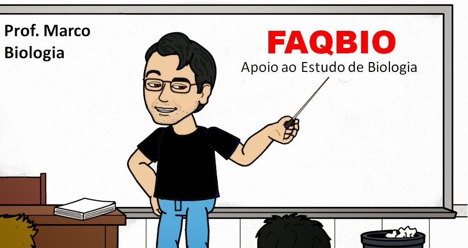 FAQBIO - Apoio ao Estudo de Biologia