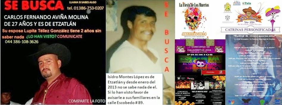 FIESTA DE MUERTOS EN LA REGIÓN VALLES 2014