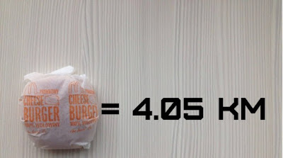 buongiornolink - Quanti km dovete correre per consumare ogni singolo cibo
