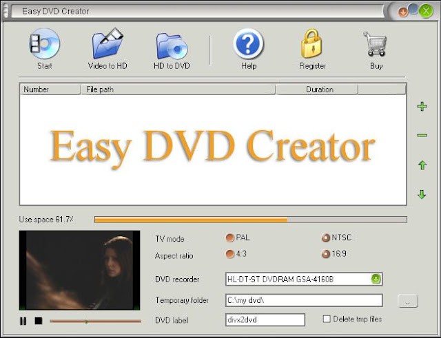 easy dvd creator [Planet Free]