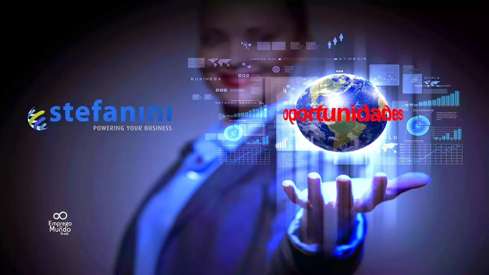 Stefanini é uma multinacional da área de TI