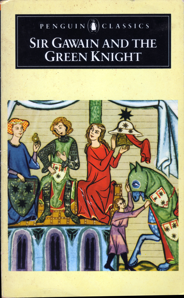 an analysis of the sir gawain and the green knight and monty python and the holy grail Funds earned by pink floyd's album the dark side of the moon went towards funding monty python and the holy grail (1975)  and green knight they both had to.