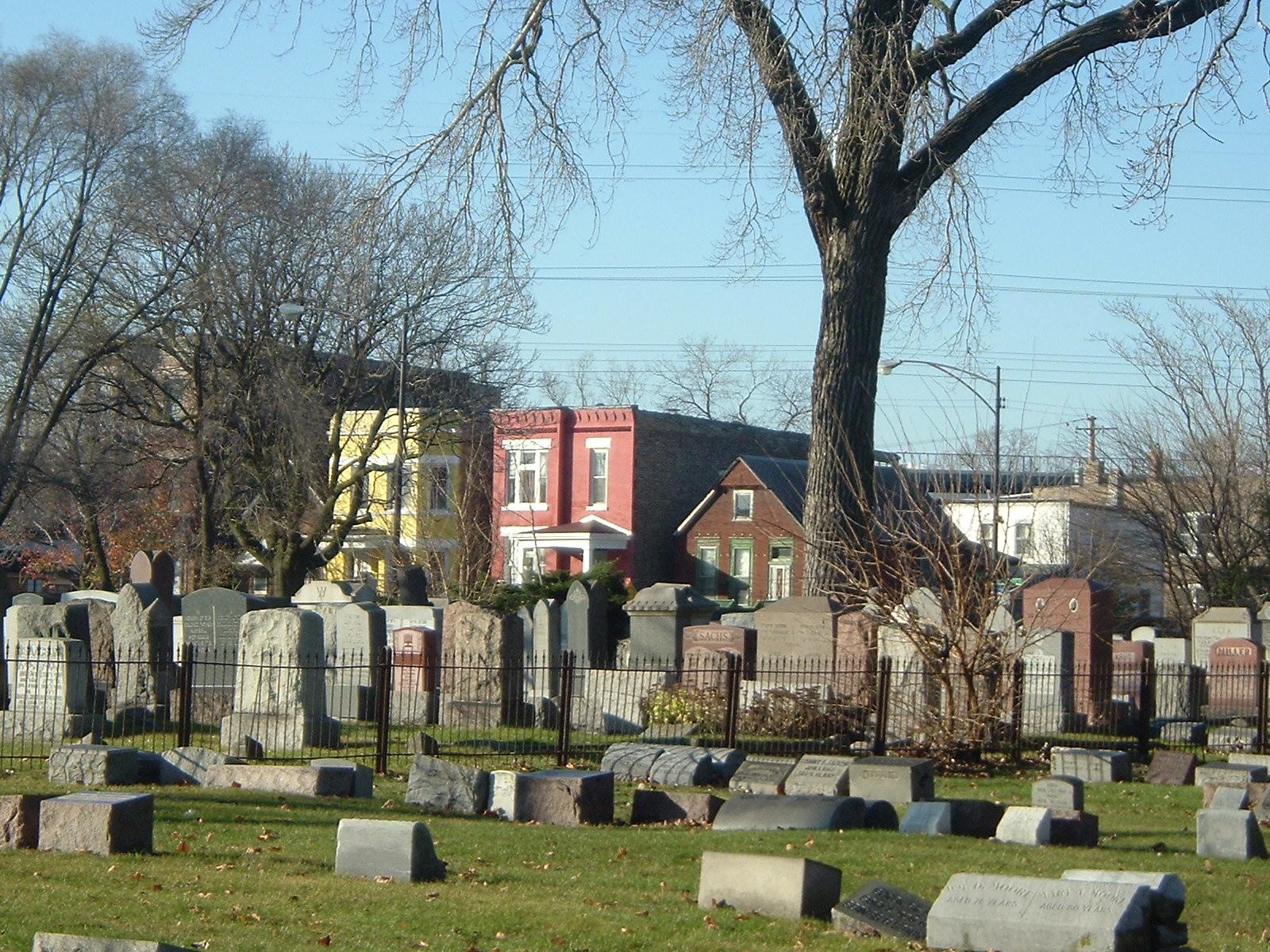 Oak Woods Cemetery 0:45 Cemetery / Oak Woods