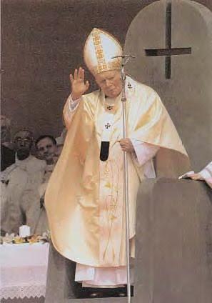 Antipapa Juan Pablo II (el Anticristo) 1978-2005